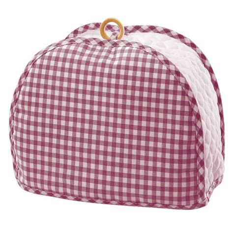 Toaster Covers Gingham 2 Slice Toaster Cover Toaster Cover Walter
