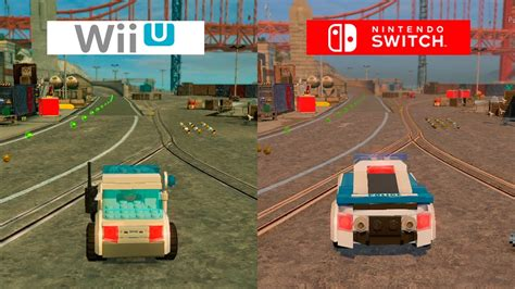 wii graphics are terrible system lego city undercover switch vs wii u graphics