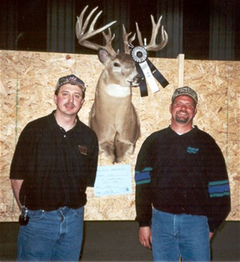 Nebraska Records Winners Of The Nebraska Big Buck Contest