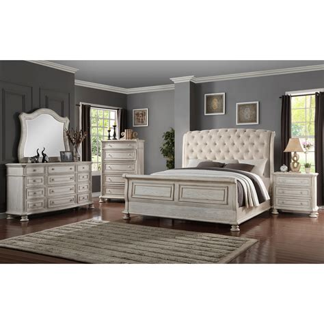 avalon furniture barton creek queen bedroom group household furniture bedroom groups