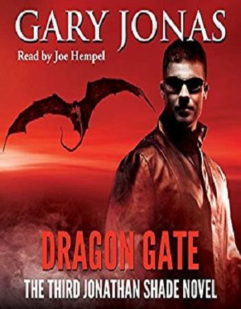 Jonathan A Novel gate the third jonathan shade novel review book