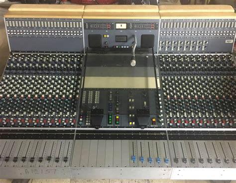 neve recording console vintage rupert neve 5116 recording console gebraucht