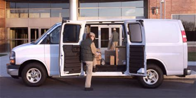 chevrolet express cargo van iseecarscom