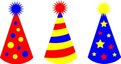 birthday hat childrens birthday hats free clip