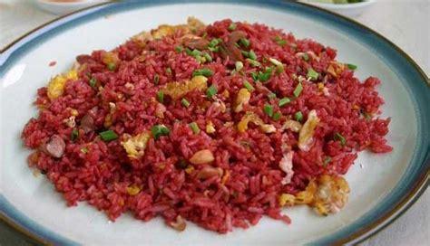 resep membuat nasi merah bakar resep nasi goreng merah makassar resepkoki co