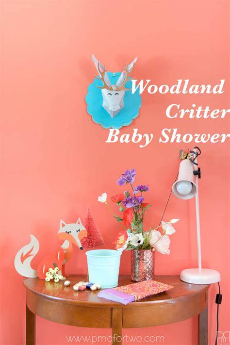 Woodland Critters Baby Shower by Woodland Critters Baby Shower