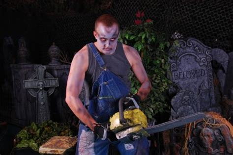 odeum haunted house marine favors asylum xperiment haunted house on leave villa park news photos and