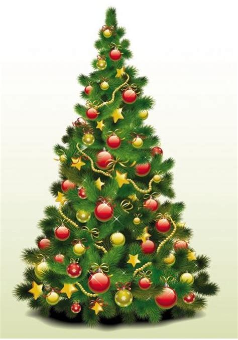 12 christmas tree vector images christmas tree vector