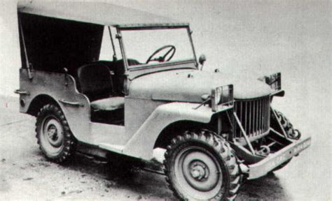 m38a1 jeep history