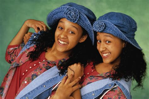 tia and tamera mowry get their twin style on at peta ad sister sister reboot in the works today s news our take