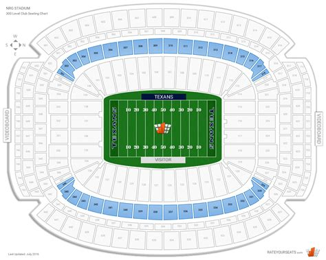 what are club level seats 300 level club nrg stadium football seating