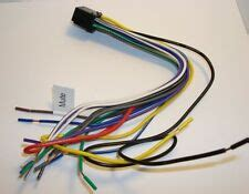 Jensen Wire Harness Ebay