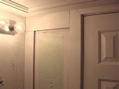 Bathroom Moulding by 4 Bathroom Wall Frames Molding Trim The Of Moldings
