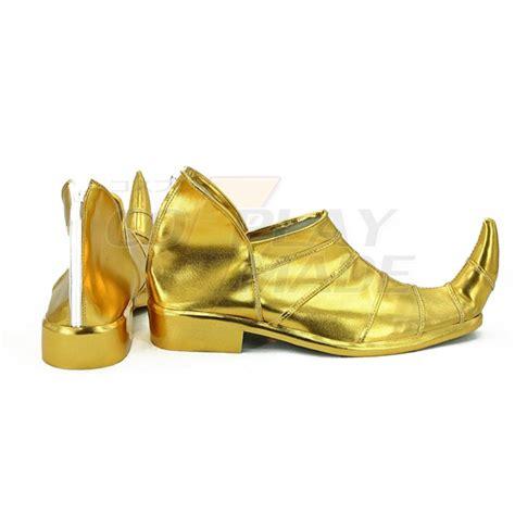 2845809131 jojo s bizarre adventure golden jojo s bizarre adventure 3 dio brando cosplay shoes golden