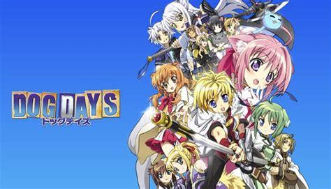 Anime Days Sub Indo Streaming Dog Days Bd Subtitle Indonesia Batch Download Amine