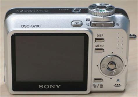 Kamera Sony Dsc S700 sony cyber dsc s700 digital review digitalcamerareview