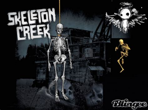 Skeleton Creek 4 The skeleton creek picture 123318217 blingee