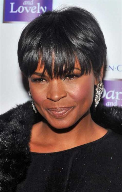 how to style hair like nia long 15 nia long pixie cuts hairstyles haircuts 2016 2017