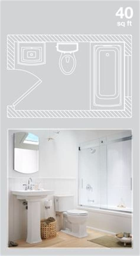 40 squar efeet 1000 images about floor plans on pinterest bathroom
