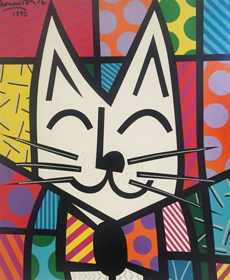 romero britto romero britto for sale