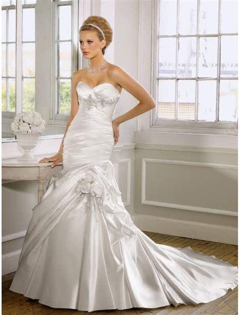 mermaid wedding dresses dressed up