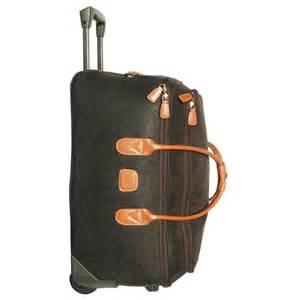 brics 55cm rolling duffle bag luggage