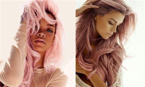 tintes para cabello corto 2016 cabello te 241 ido el tinte rosa marca tendencia