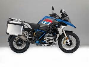 Bmw R1200gs 2017 Bmw R1200gs Gets Upgrades And A Rallye
