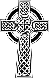 cruz tattoo png hantes tatuagem celta