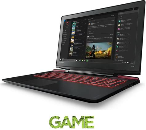 Laptop Lenovo Y700 buy lenovo ideapad y700 15 6 quot gaming laptop black free delivery currys