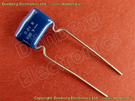 capacitor polyester 10nf capacitor 10nf 400v polyester capacitor