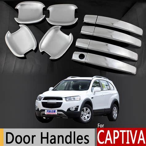 Car Cover Chevrolet Captiva aliexpress buy for chevrolet captiva vauxhall opel antara chrome door handle covers 4pcs