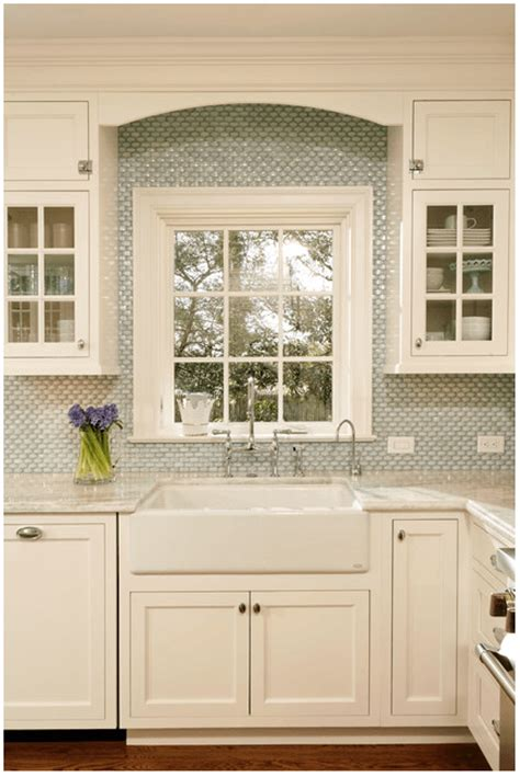 Glass Tile For Kitchen Backsplash Ideas 35 beautiful kitchen backsplash ideas hative