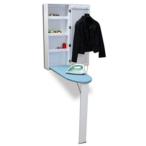 wall mount ironing board cabinet white compare price to iron board cabinet tragerlaw biz