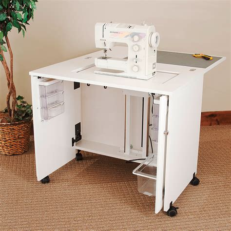 roberts sewing machine cabinets fashion sewing cabinets model 7500 space saver sewing cabinet