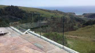 marin city halloween store outdoor railing glass with bars for patios raily verre
