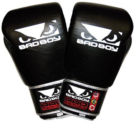 Bad Boy Pro Series 30 Thai Style Glove Blackblue Bad Boy Pro Series Fight Gloves 2012 Collection