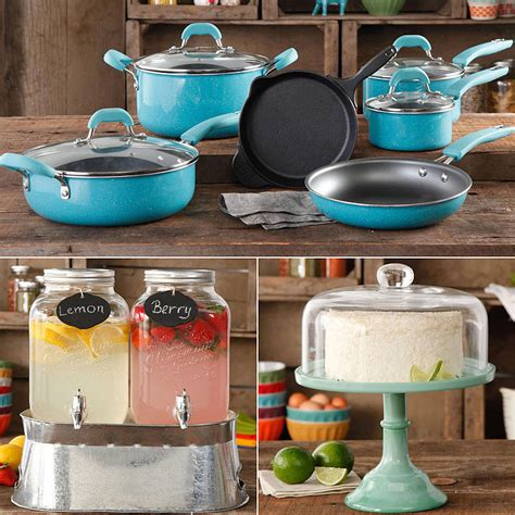 the kitchen collection ree drummond cookware at walmart newhairstylesformen2014