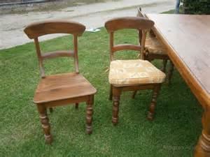 Rustic Kitchen Table Set Antiques Atlas Rustic Kitchen Table Chairs