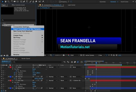 after effects cc templates live text templates with after effects premiere pro cc