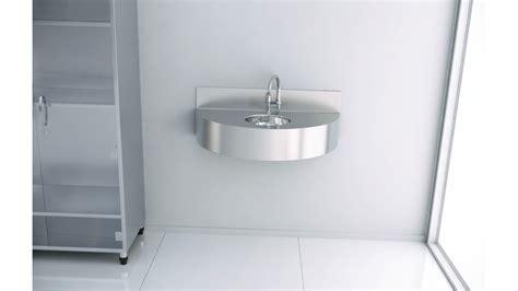 lavabo inox lavabos modernos de inox lavabo palmetal modelo d