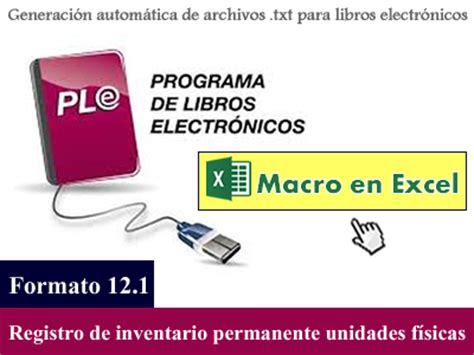 formato de inventarios permanente en unidades formato 12 1 registro de inventario permanente unidades