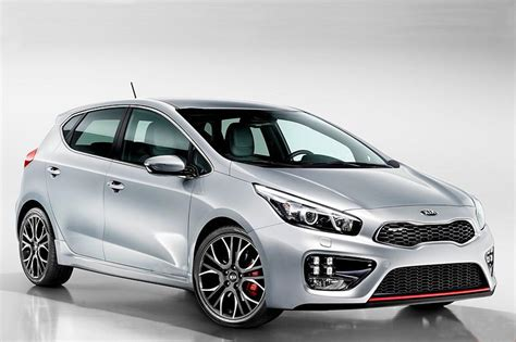 Kia Ceed Gt Usa Official Picture Of The 2013 Kia Cee D Gt 5 Door