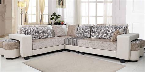 l shaped sofa india l shaped sofa designs pictures india memsaheb net