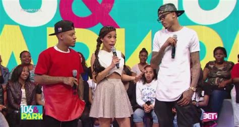 August Alsina 106 And Park | weigh in was august alsina right to snap at quot 106 park