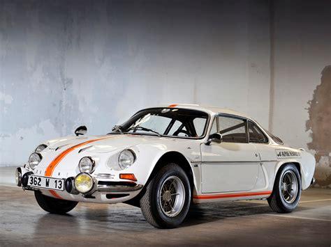 renault alpine classic 1961 renault alpine a110 classic race racing g wallpaper