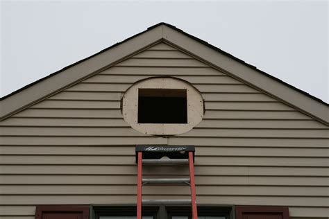 gable end attic exhaust gable vent installation west chester pa aaron