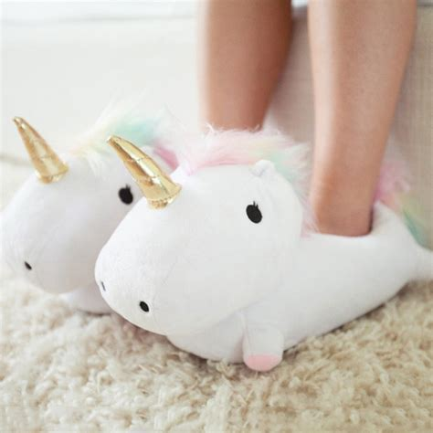 unicorn house slippers unicorn slippers light up as you walk see all the photos