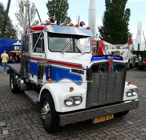 small kenworth trucks kenworth w900 mini zeeman the netherlands at mackday