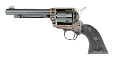 gun review colt peacemaker single action revolver the colt single action army 45